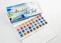 Набор акварельных красок Невская палитра Белые Ночи 36 цветов (4640000671112) 1942258 п/к