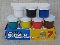 """Краска для кожаных изделий  """"Жидкая кожа"""" Liquid Leather (Ликвид Лизер), фото 1"""