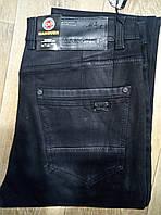 Мужские джинсы Manguer флис 8676 (29-38/8ед) 11.75$, фото 1