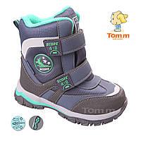 Новая коллекция зимней обуви оптом 2018. Детская зимняя обувь бренда Tom.m  для мальчиков b1448c08460