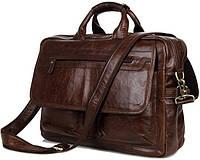Сумка TIDING BAG 7085C Коричневая