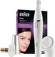 Эпилятор для лица женский BRAUN Face SE810
