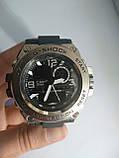 Наручные мужские часы Casio G-SHOCK ААА копияElit Стальной корпус, фото 2