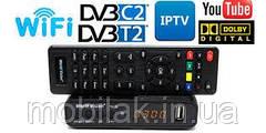 Цифровой Т2 тюнер WorldVision T62D+ Интернет+Youtube+ AC3