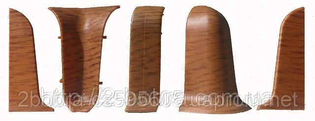 Фурнитура  для плинтуса напольного Plint АМ7 70 мм., фото 2