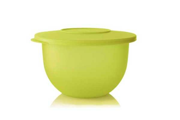 Чаша Очарование 1,3 л Tupperware салатовая