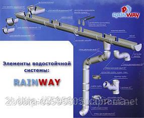 Водосточные Системы RAINWAY  , фото 2