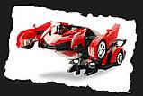 Іграшка машинка трансформер робот на пульті управління автобот, фото 3