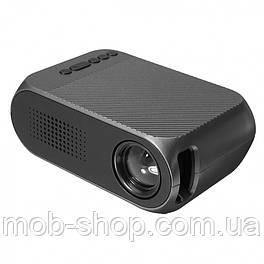 Телевизионный кинопроектор YG-320 HDMI+USB