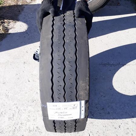 Грузовые шины б.у. / резина бу 235.75.r17.5 Michelin XTE2 Мишлен