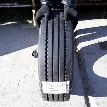 Грузовые шины б.у. / резина бу 235.75.r17.5 Pirelli FR85 Пирелли