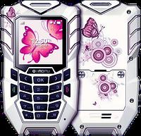 "Oinom LM138, IP67, MP3/MP4, Bluetooth, электронные книги, дисплей 1.55"", противоударный женский телефон"