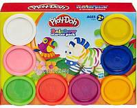 Play-Doh Rainbow Starter Pack Стартовый набор Радуга