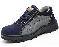 Кроссовки/ботинки Outdoor серо-синие. Уценка.