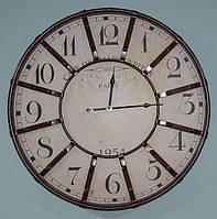 Оригинальные настенные часы (60см.), фото 1