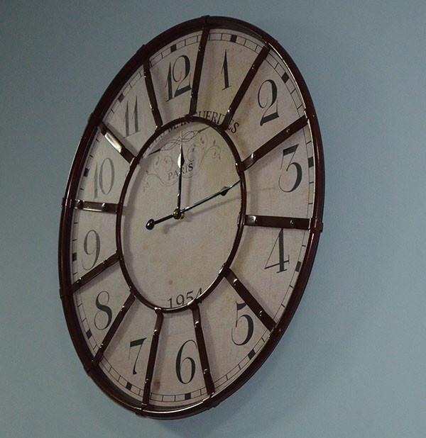 Оригинальные настенные часы (фото)