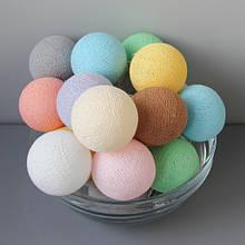 Хлопковые шарики