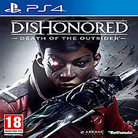 Dishonored Death of The Outsider ENG PS4 (NEW)