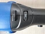 Білорусь. Болгарка Витязь МШУ 125/1470Е з регулятором обертів, фото 4