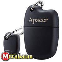 USB flash Drive Apacer AH118 16GB (AP16GAH118B-1) Black