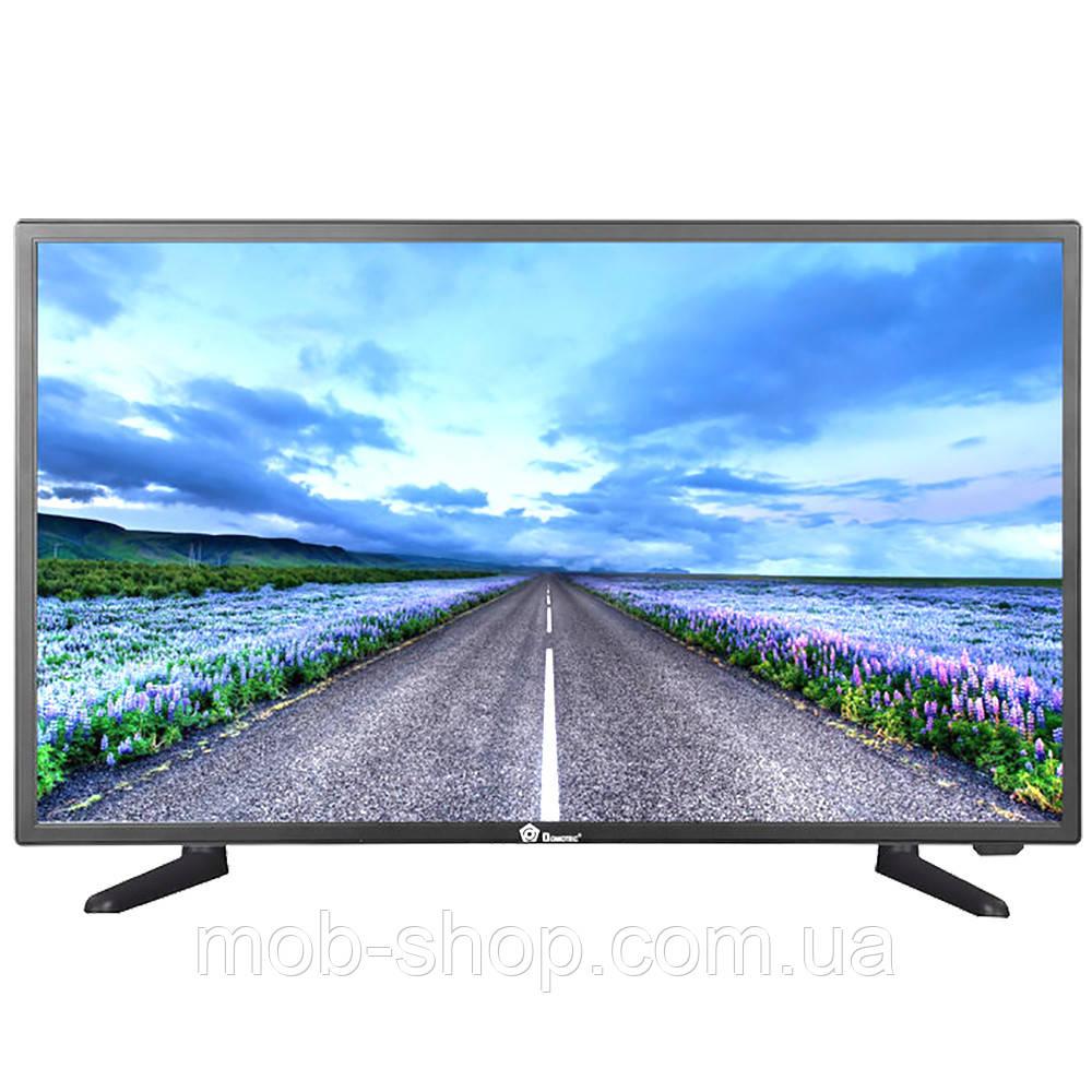 "LCD LED Телевизор Domotec 24"" DVB-T2 12v/220v HDMI"