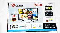 """LCD LED Телевизор Domotec 24"""" DVB-T2 12v/220v HDMI, фото 7"""