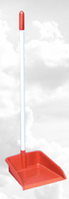 Совок с длинной ручкой 8,5х23,5х28 см Консенсус