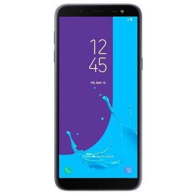 Мобильный телефон Samsung SM-J600F/DS (Galaxy J6 Duos) Lavenda (SM-J600FZVDSEK)