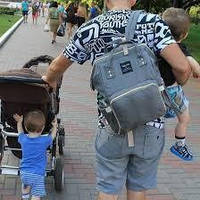 Сумка-рюкзак  для мам. Количество ограничено!