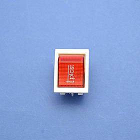 Сетевая кнопка для масляного обогревателя одинарная 16А