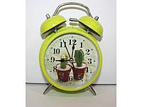 Будильник  металлический большой Кактус 5043-3, фото 1