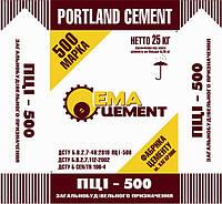 Цемент пц І 500 (ДО)