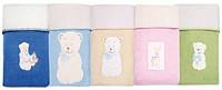 Одеяло - плед  двухстороннее  с вышивкой  для детей  Womar 100 х 150 см 60*40, фото 1