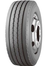 Грузовая шина 275/70R22.5 148/145J Goldway YTH4, грузовые шины на руль 275/70 Голдвей R22.5