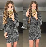 Платье / ангора / Украина 27-167, фото 1