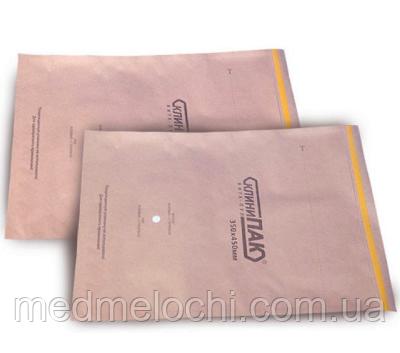 Крафт-пакети 28 х 40 см, 100 шт/уп