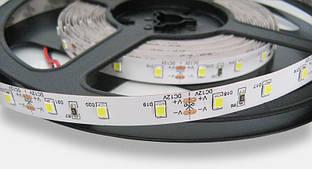 LED лента SMD 2835, 60шт/м, 4.8W/m,IP20 белая