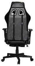 Кресло для врачей Barsky Sportdrive Premium Black SD-18, фото 3