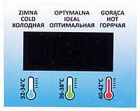 Самоклеющийся термометр Tega termo-022