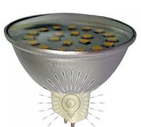 Светодиодная лампа LM320 MR16 36LED  4.5W 6500К , фото 1