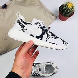 "Женские кроссовки Nike Roshe Run ""Pulm"" (люкс копия)"