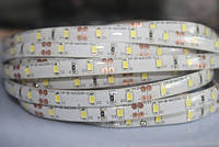 LED лента SMD 2835, 60шт/м, 4.8W/m, IP65