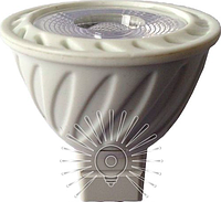 Светодиодная лампа MR16  5Вт 4500K LM226, фото 1