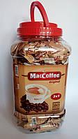 Кофе растворимый MacCoffee Original (3 в 1) банка 160 пак.