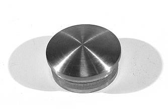 KLC-10-01-01 Заглушка на круглый поручень 42,4 мм шлиф