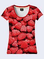 Женские 3D футболки