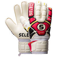 Вратарские перчатки Select Goalkeeper Gloves 04 Hand Guard (601040-321)  Red White 2b63b24b6ce