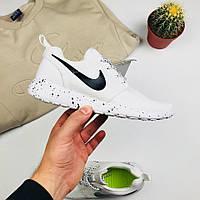 "Женские кроссовки Nike Roshe Run One ""White"" (люкс копия)"