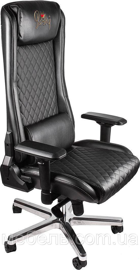 Стулья для врачей кресло для врачей Barsky Game Business Black GB-01