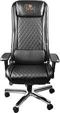 Стулья для врачей кресло для врачей Barsky Game Business Black GB-01, фото 2